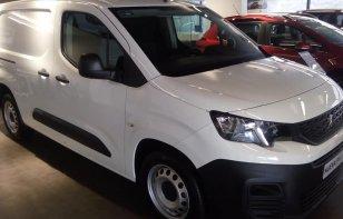 Peugeot Partner 2020 Blanco