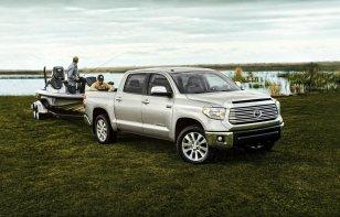 Toyota Tundra 2020: Ventajas y Desventajas