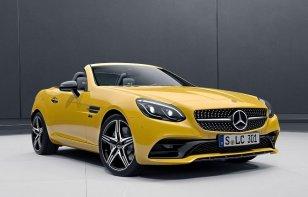 Mercedes-Benz SLC 2020: Precios y versiones en México