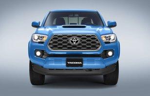 Toyota Tacoma 2020: Precios y versiones en México