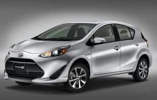Toyota Prius C 2020 - Precios y versiones en México