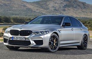 BMW M5 2020 - Precios y versiones en México