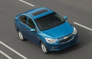 Chevrolet Aveo 2020 Reseña - Look moderno y más seguro que antes