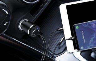 Cómo comprar un cargador de celular para auto