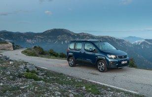 Peugeot Rifter 2020 Reseña - Viajar con la familia no es sinónimo de gasto