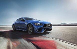 Mercedes-AMG GT 4-Door Coupé 2020 - Precios y versiones en México