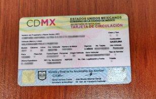 Cómo renovar la tarjeta de circulación en la CDMX