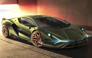 Lamborghini se electrificará al 100% para 2030