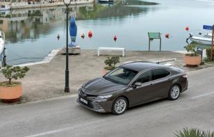 Toyota Camry 2020 Reseña – Un sedán híbrido que deja gratas sensaciones
