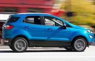 Ford EcoSport 2020 Reseña - Viajes urbanos con mucho estilo