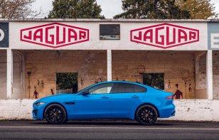 Jaguar XE Reims Edition, una edición especial con mucha historia