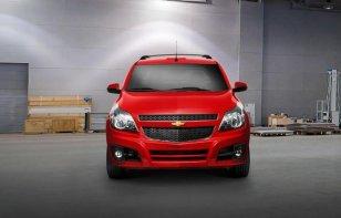 Chevrolet Tornado 2020 Reseña - Una pick-up pequeña, pero muy versátil