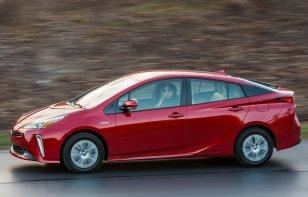 Toyota Prius 2020 - Precios y versiones en México