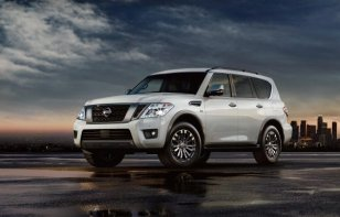 Nissan Armada 2020 - Precios y versiones en México