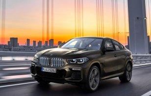 BMW X6 2020 - Precios y versiones en México