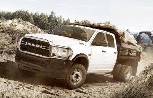 Ram 4000 2020 - Precios y versiones en México
