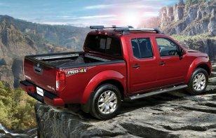 Nissan Frontier Pro-4X 2020 - Precios y versiones en México