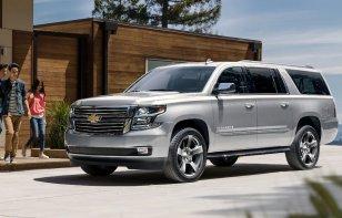 Chevrolet Suburban 2020 Reseña - Monumental y lujosa para un máximo nivel de confort