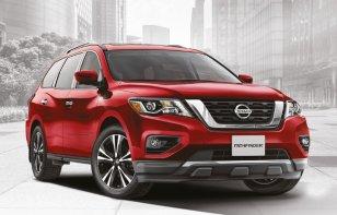 Nissan Pathfinder 2020 - Precios y versiones en México