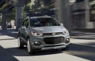 Chevrolet Trax 2020 Reseña - Versátil y sencilla