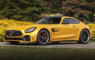 Mercedes-AMG GT 2020 Reseña - Alto desempeño, diseño imponente y elegancia