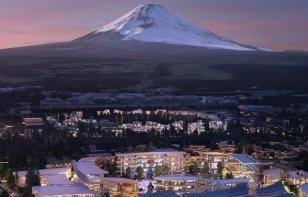 """Toyota construirá """"la ciudad del futuro"""""""
