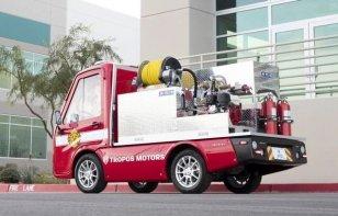 Panasonic presenta un camión modular en el CES 2020