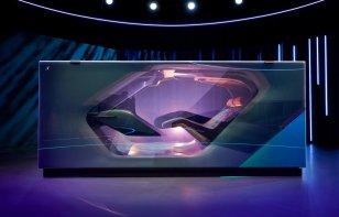 BMW presentó en el CES 2020 las tecnologías que llevará la iNext