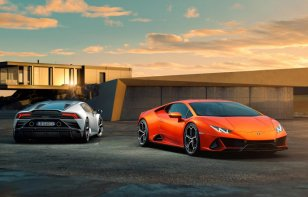 Lamborghini y Alexa se unen en el Huracán EVO