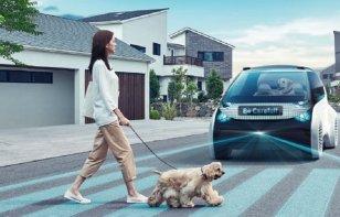 Video: El Hyundai Mobis M.Vision S Concept llegó al CES 2020