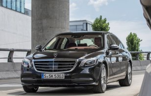 Mercedes-Benz Clase S 2020 Reseña - Un sedán pensado para los más presumidos