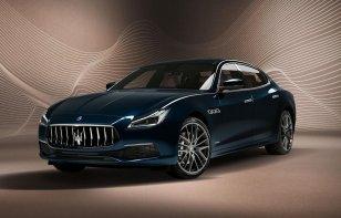 La serie Maserati Royale estará limitada a solo 100 unidades