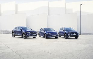 Volkswagen United Edition, una serie especial para celebrar la Eurocopa 2020
