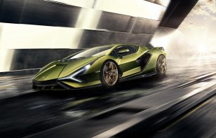 Lamborghini confirma que no irá a Ginebra este año