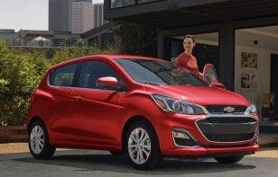 Chevrolet Spark 2020 Reseña - Diversión y tecnología para la ciudad
