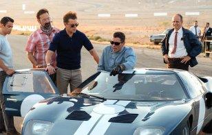 Además de Ford v Ferrari, ¿qué otras películas de autos han sido nominadas a los Oscar?