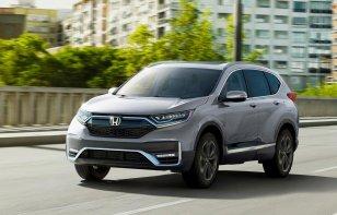 Honda CR-V 2020 Reseña - Honda refrescó su SUV más popular de forma sutil pero importante