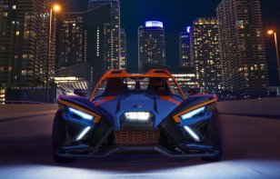 Polaris Slingshot 2020, nueva cara y nuevo motor