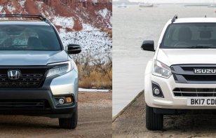 Honda e Isuzu se asocian para desarrollar vehículos pesados