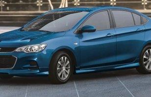 Chevrolet Cavalier 2020 Reseña - La eficiencia es su carta de presentación