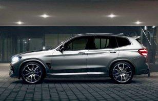 AC Schnitzer se pone creativo con la BMW X3 M