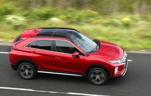 Mitsubishi Eclipse Cross 2020 – Precios y versiones en México