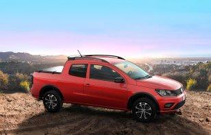 Volkswagen Saveiro 2020 Reseña -  La definición de aguante y versatilidad en una pick-up pequeña