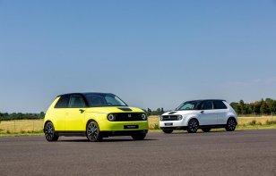 El Honda e podría tener versión Type R