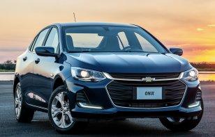 Chevrolet Onix 2021 - Precios y versiones en México