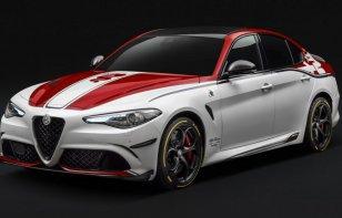 Alfa Romeo ya prepara un Giulia GTA
