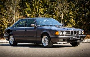 Conoce al BMW 750i L 'Goldfisch', un prototipo con 16 cilindros