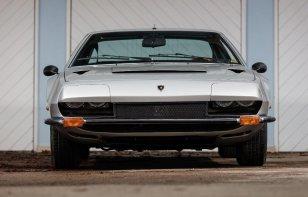 Sale a subasta un Lamborghini Jarama ¡Una extraña pieza de colección!