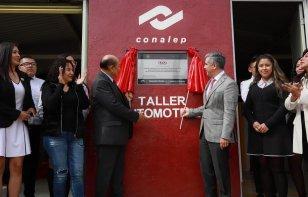 Kia y Conalep firman acuerdo para formar técnicos automotrices