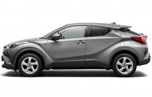 Toyota C-HR 2020 - Precios y versiones en México